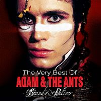 Cover Adam And The Ants - The Very Best Of - Stand & Deliver