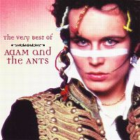 Cover Adam And The Ants - The Very Best Of