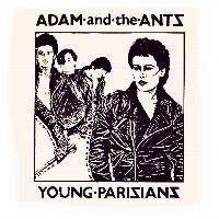 Cover Adam And The Ants - Young Parisians