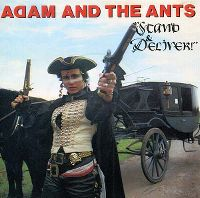 Cover Adam Ant - Stand And Deliver