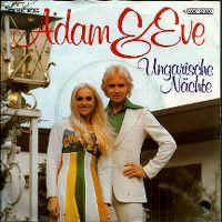 Cover Adam & Eve - Ungarische Nächte