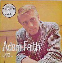 Cover Adam Faith With John Barry And His Orchestra - Adam Faith
