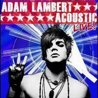 Cover Adam Lambert - Acoustic Live!