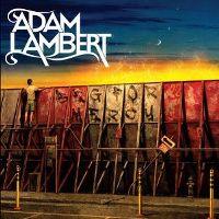 Cover Adam Lambert - Beg For Mercy