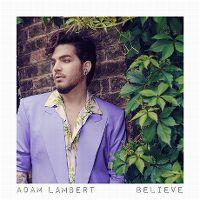 Cover Adam Lambert - Believe