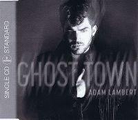 Cover Adam Lambert - Ghost Town