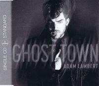 Cover Adam Lambert - Ghost Town