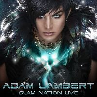 Cover Adam Lambert - Glam Nation Live