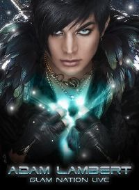 Cover Adam Lambert - Glam Nation Live