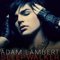 Cover Adam Lambert - Sleepwalker