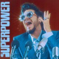 Cover Adam Lambert - Superpower