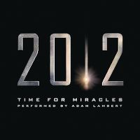 Cover Adam Lambert - Time For Miracles