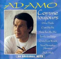 Cover Adamo - Comme toujours
