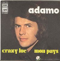 Cover Adamo - Crazy Lue