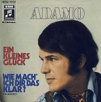 Cover Adamo - Ein kleines Glück