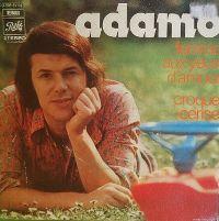 Cover Adamo - Femme aux yeux d'amour