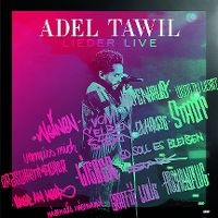 Cover Adel Tawil - Lieder Live