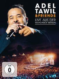 Cover Adel Tawil & Friends - Live aus der Wuhlheide Berlin