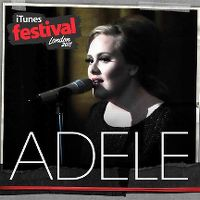 Cover Adele - iTunes Festival London 2011