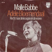 Cover Adèle Bloemendaal - Malle Babbe