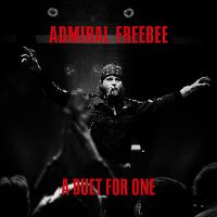 Cover Admiral Freebee - A Duet For One