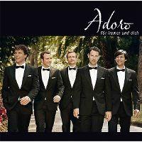 Cover Adoro - Für immer und dich