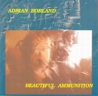 Cover Adrian Borland - Beautiful Ammunition