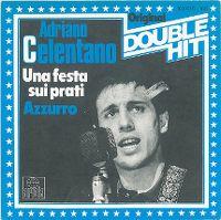 Cover Adriano Celentano - Una festa sui prati