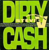 Cover Adventures Of Stevie V - Dirty Cash (Money Talks)