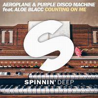Cover Aeroplane & Purple Disco Machine feat. Aloe Blacc - Counting On Me
