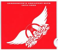 Cover Aerosmith - Aerosmith's Greatest Hits 1973-1988