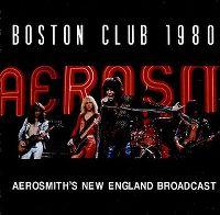 Cover Aerosmith - Boston Club 1980