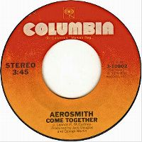 Cover Aerosmith - Come Together