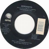 Cover Aerosmith - Crazy