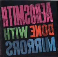 Cover Aerosmith - Done With Mirrors