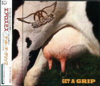 Cover Aerosmith - Get A Grip
