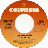 Cover Aerosmith - Get it Up