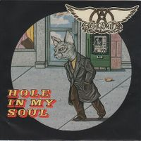 Cover Aerosmith - Hole In My Soul