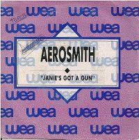 Cover Aerosmith - Janie's Got A Gun