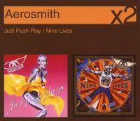 Cover Aerosmith - Just Push Play / Nine Lives