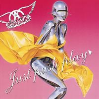 Cover Aerosmith - Just Push Play