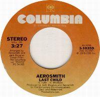 Cover Aerosmith - Last Child