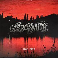 Cover Aerosmith - Live 1987