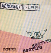 Cover Aerosmith - Live! Bootleg