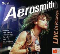 Cover Aerosmith - Live In Philadelphia