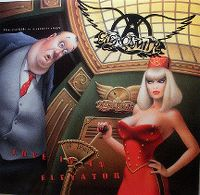 Cover Aerosmith - Love In An Elevator