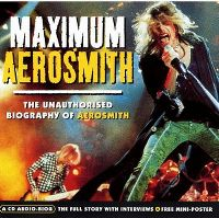 Cover Aerosmith - Maximum Aerosmith