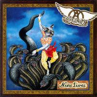 Cover Aerosmith - Nine Lives