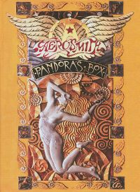 Cover Aerosmith - Pandora's Box