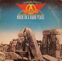 Cover Aerosmith - Rock In A Hard Place